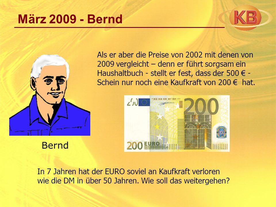 März 2009 - Bernd