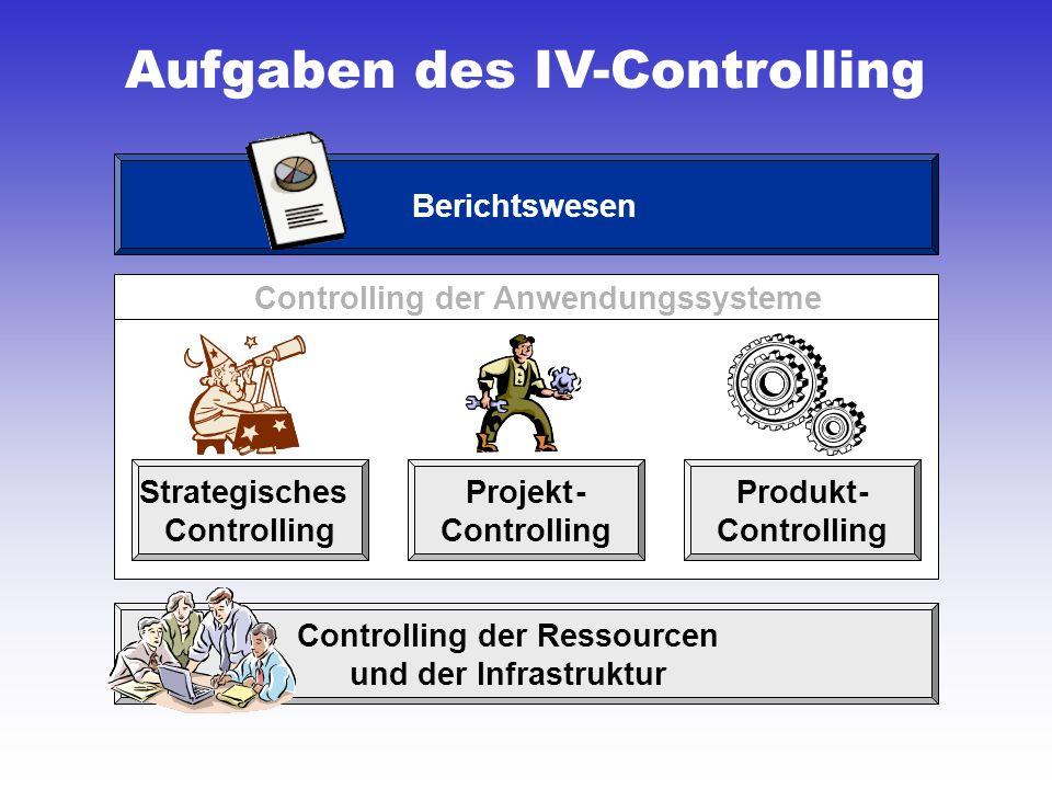 Aufgaben des IV-Controlling
