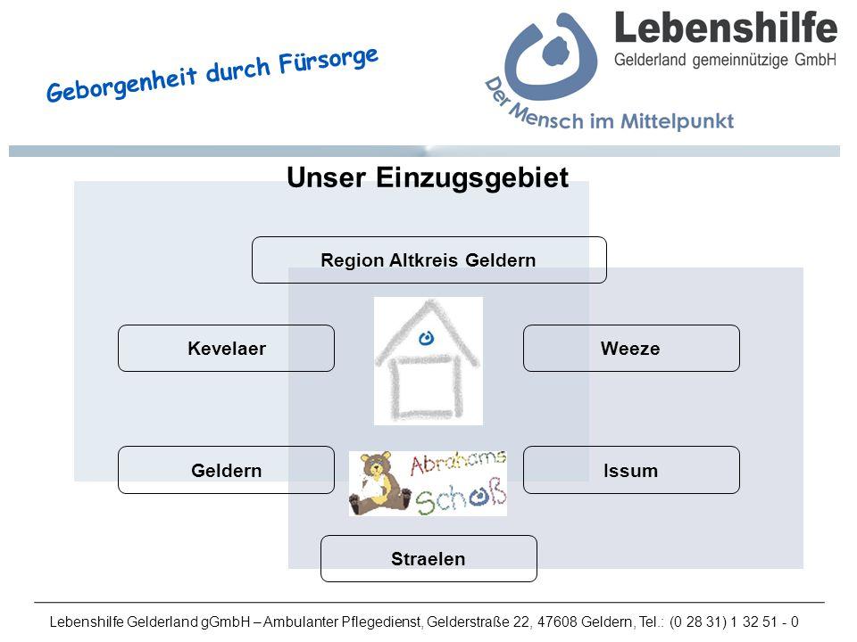 Region Altkreis Geldern