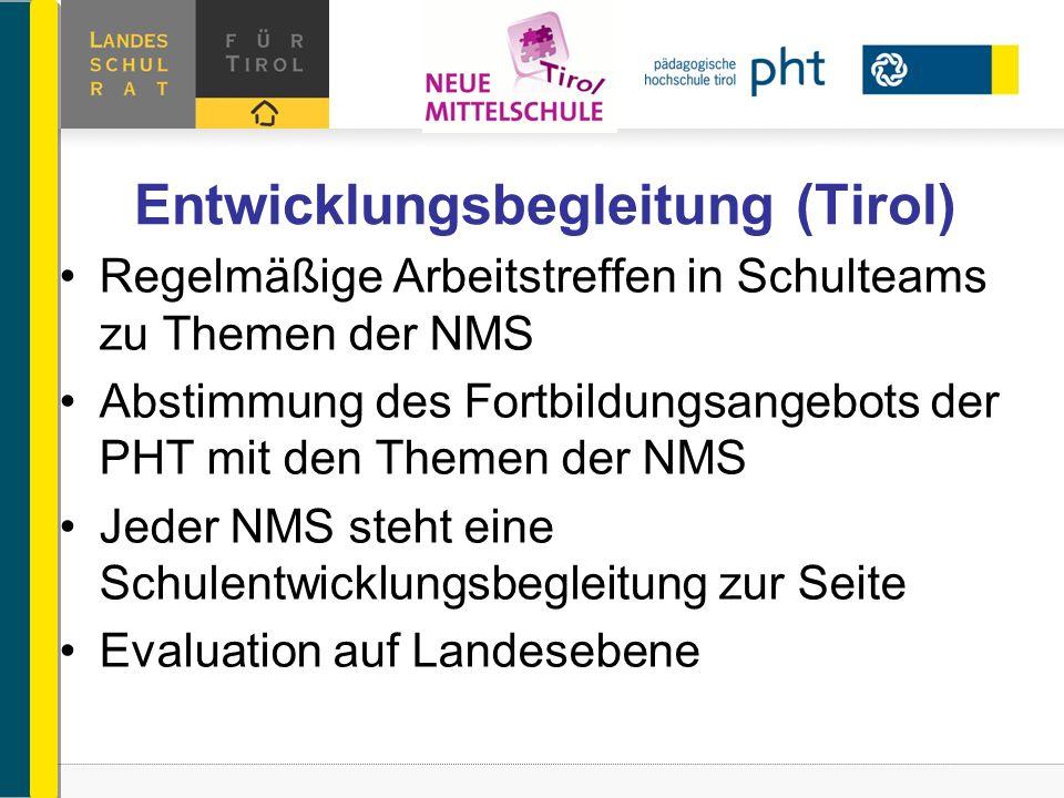Entwicklungsbegleitung (Tirol)