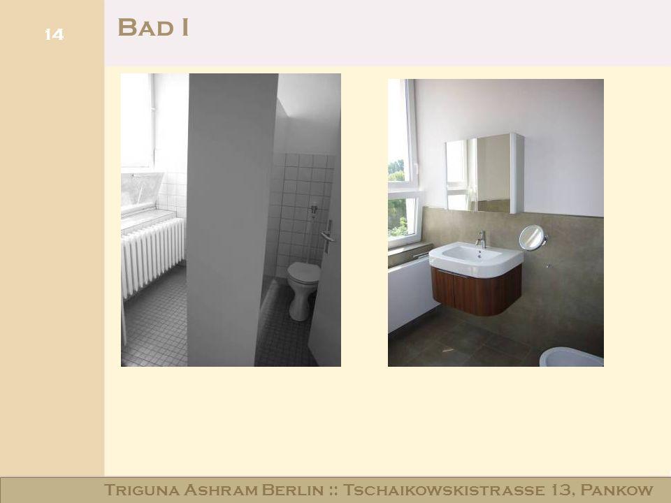 Bad I Triguna Ashram Berlin :: Tschaikowskistraße 13, Pankow