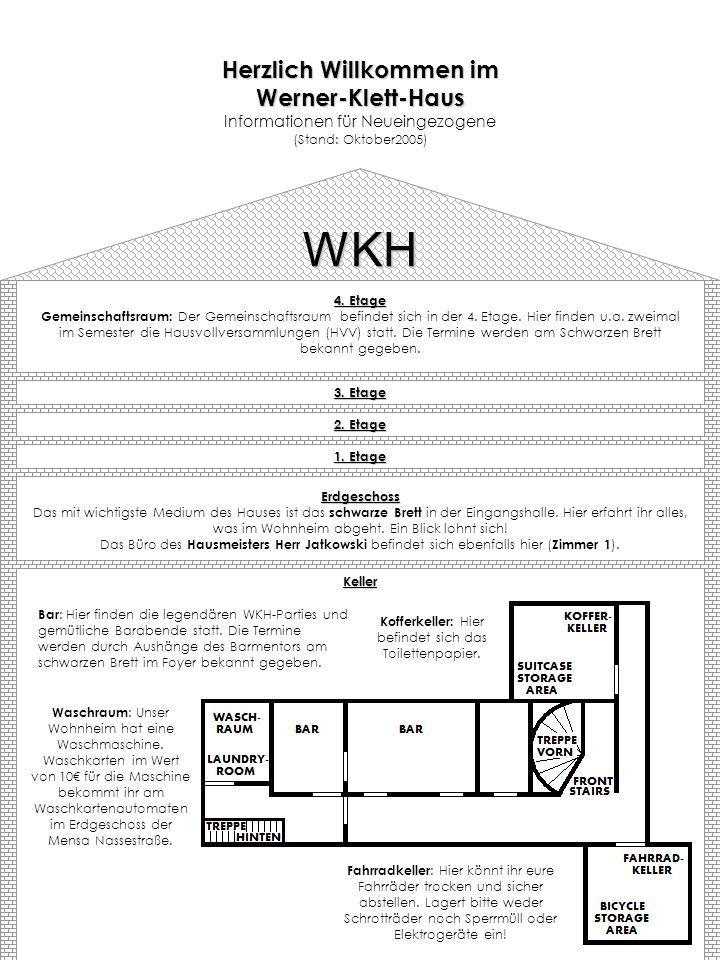 Herzlich Willkommen im Werner-Klett-Haus