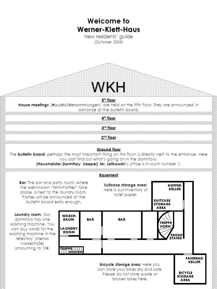Welcome to Werner-Klett-Haus