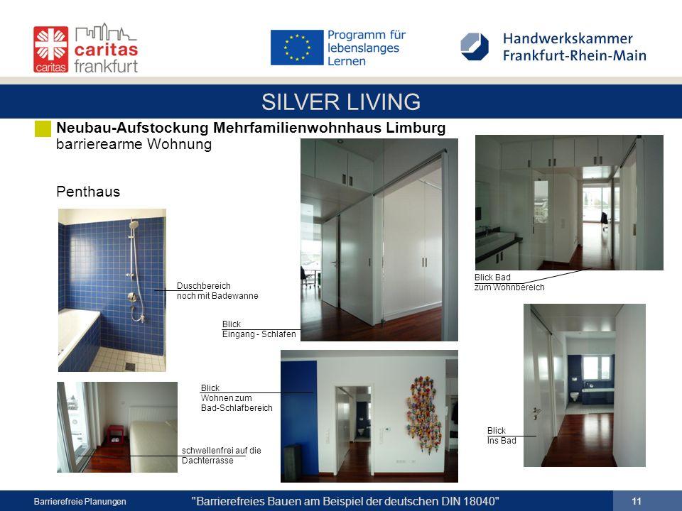 Neubau-Aufstockung Mehrfamilienwohnhaus Limburg barrierearme Wohnung