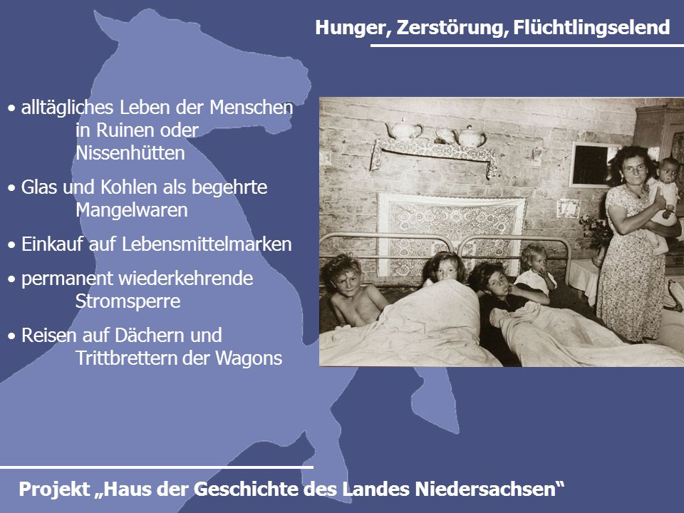 Projekt Haus der Geschichte des Landes Niedersachsen