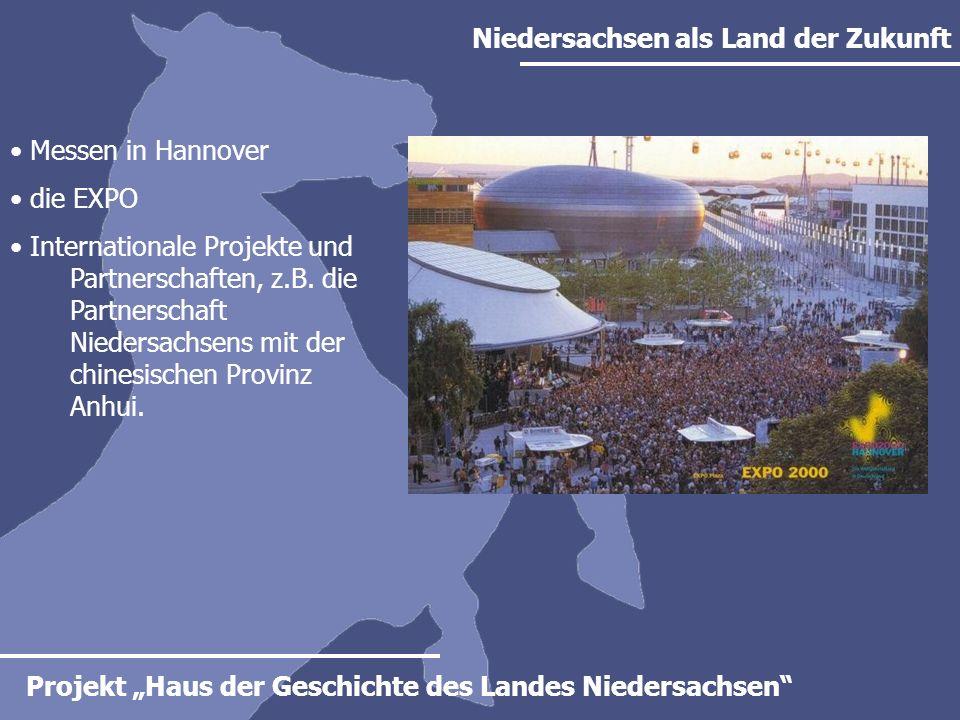 Niedersachsen als Land der Zukunft