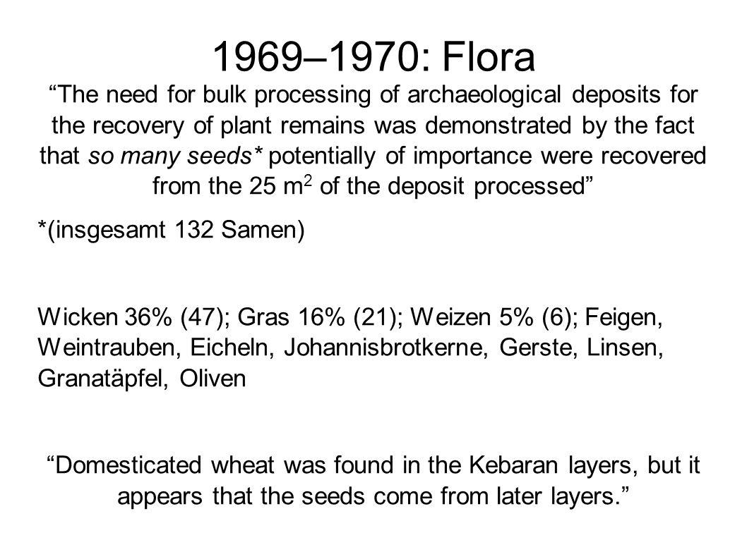 1969–1970: Flora
