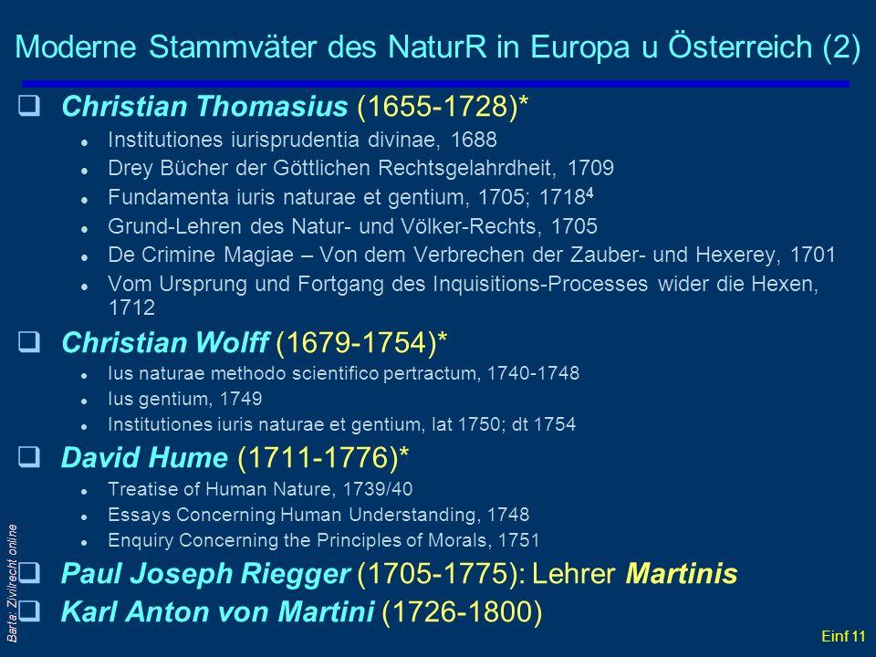 Moderne Stammväter des NaturR in Europa u Österreich (2)