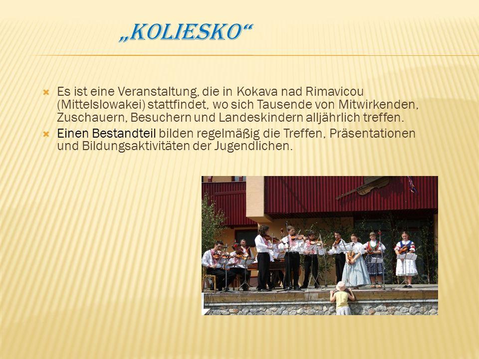 """""""Koliesko"""