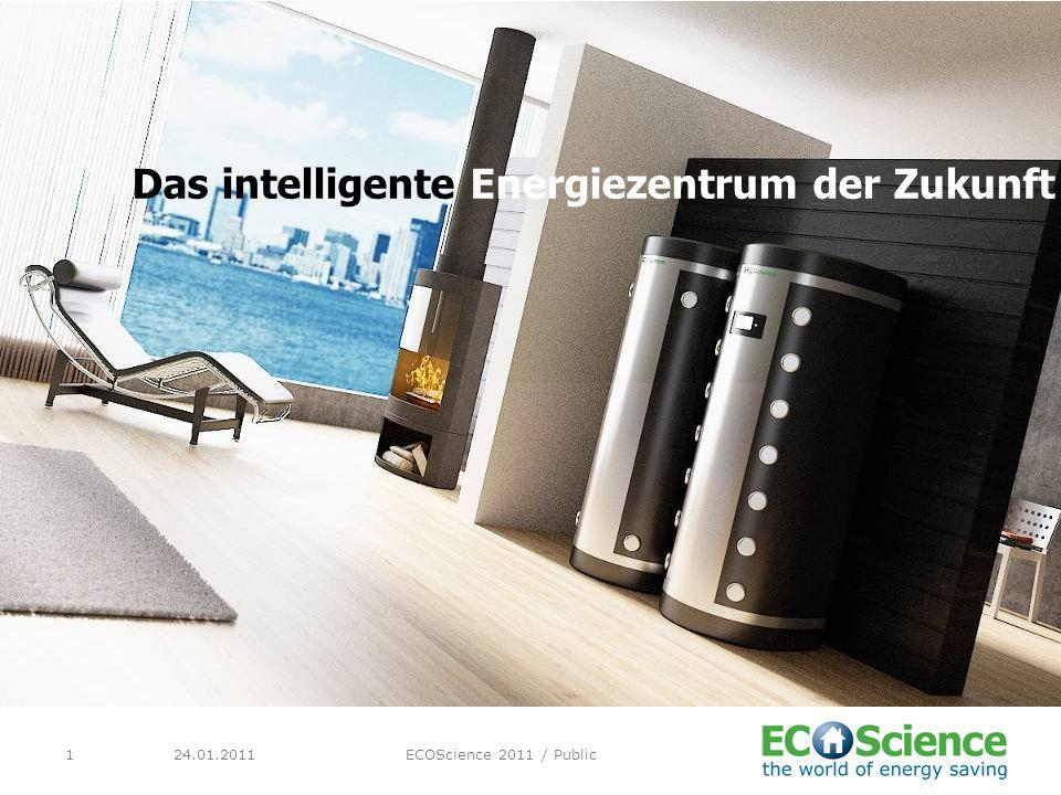 Das intelligente Energiezentrum der Zukunft