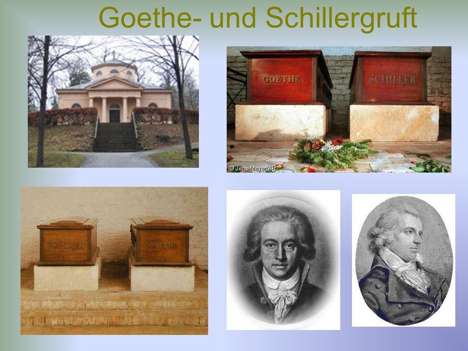 Goethe- und Schillergruft