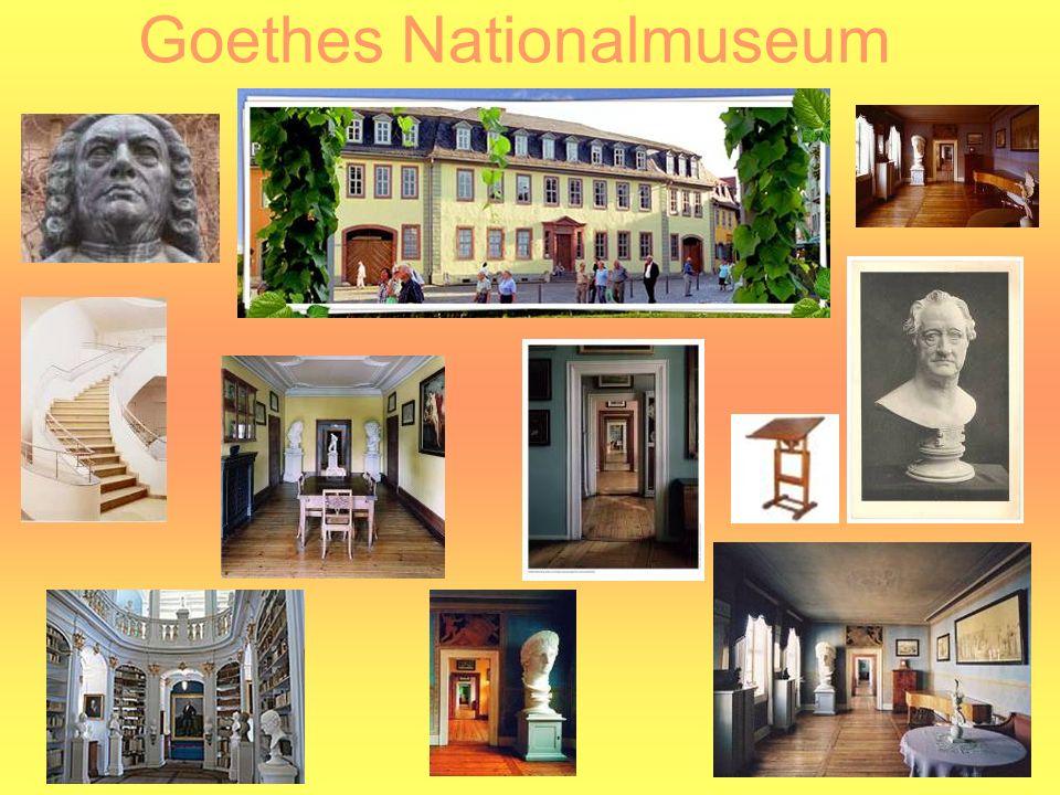 Goethes Nationalmuseum