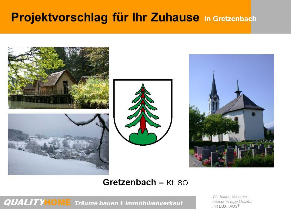 Projektvorschlag für Ihr Zuhause in Gretzenbach
