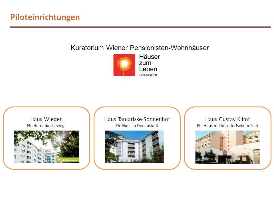 Piloteinrichtungen Kuratorium Wiener Pensionisten-Wohnhäuser