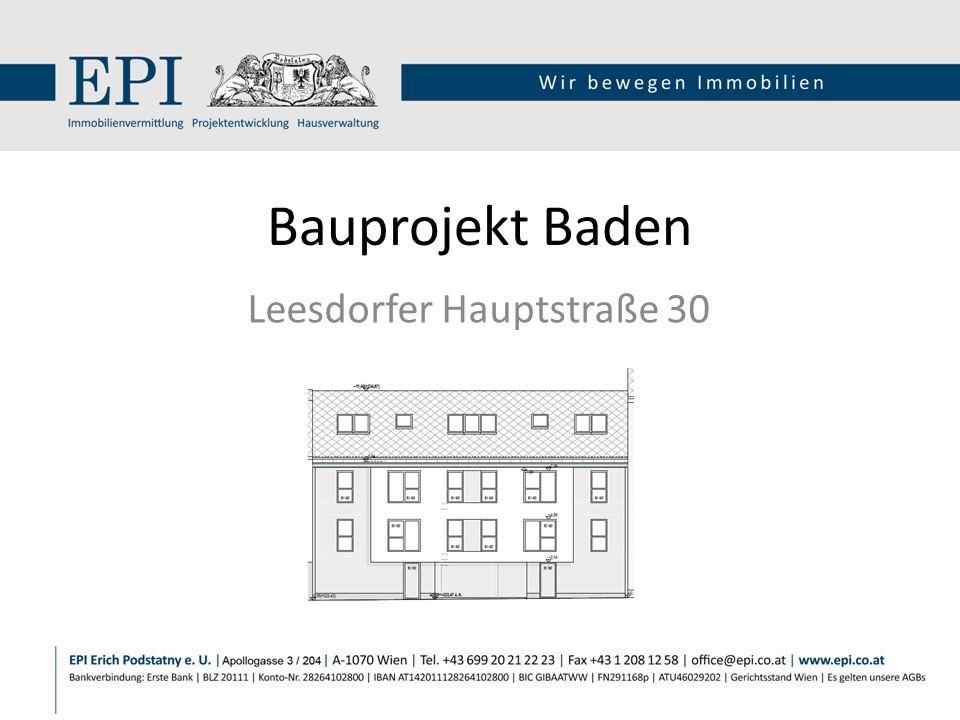 Leesdorfer Hauptstraße 30