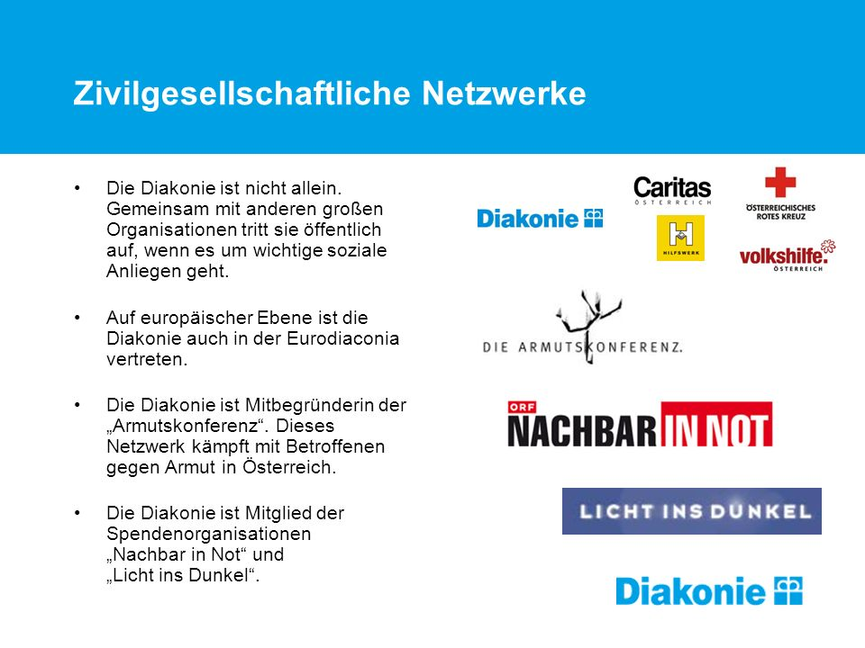 Zivilgesellschaftliche Netzwerke