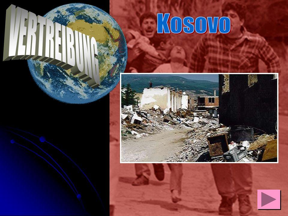 Kosovo VERTREIBUNG