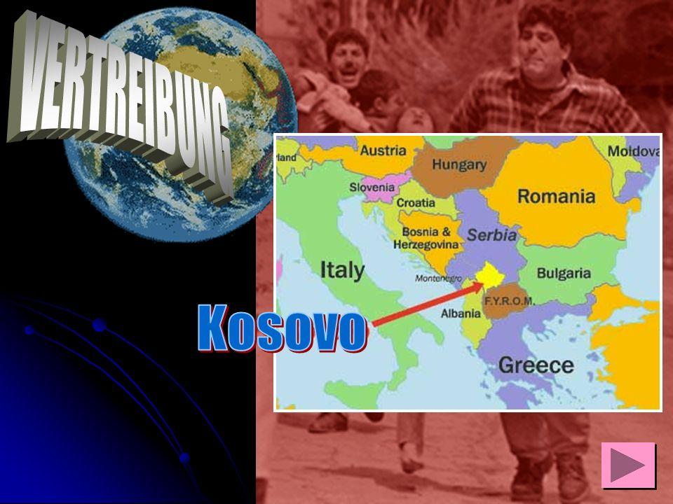 VERTREIBUNG Kosovo
