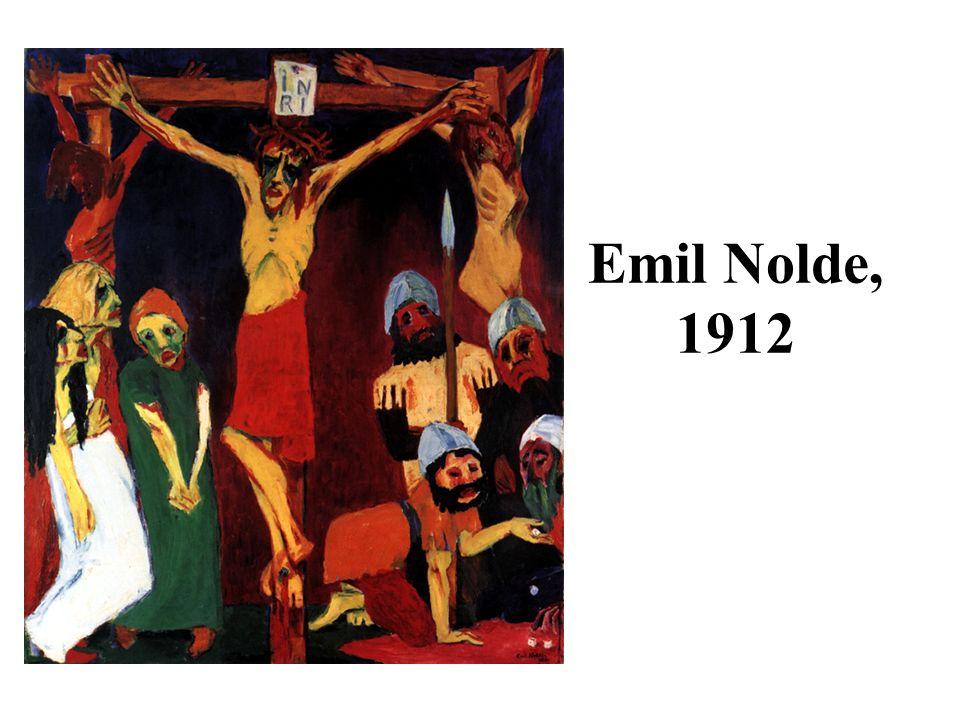 Emil Nolde, 1912