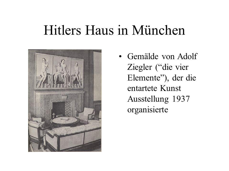 Hitlers Haus in München