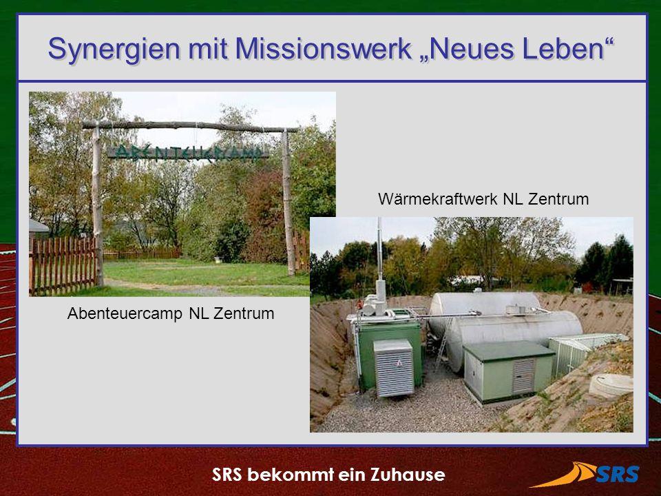 """Synergien mit Missionswerk """"Neues Leben"""