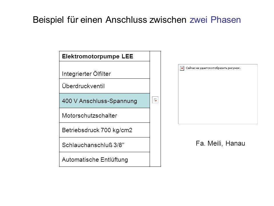 Großzügig Beispiele Für Anschlussbeispiele Ideen - Elektrische ...
