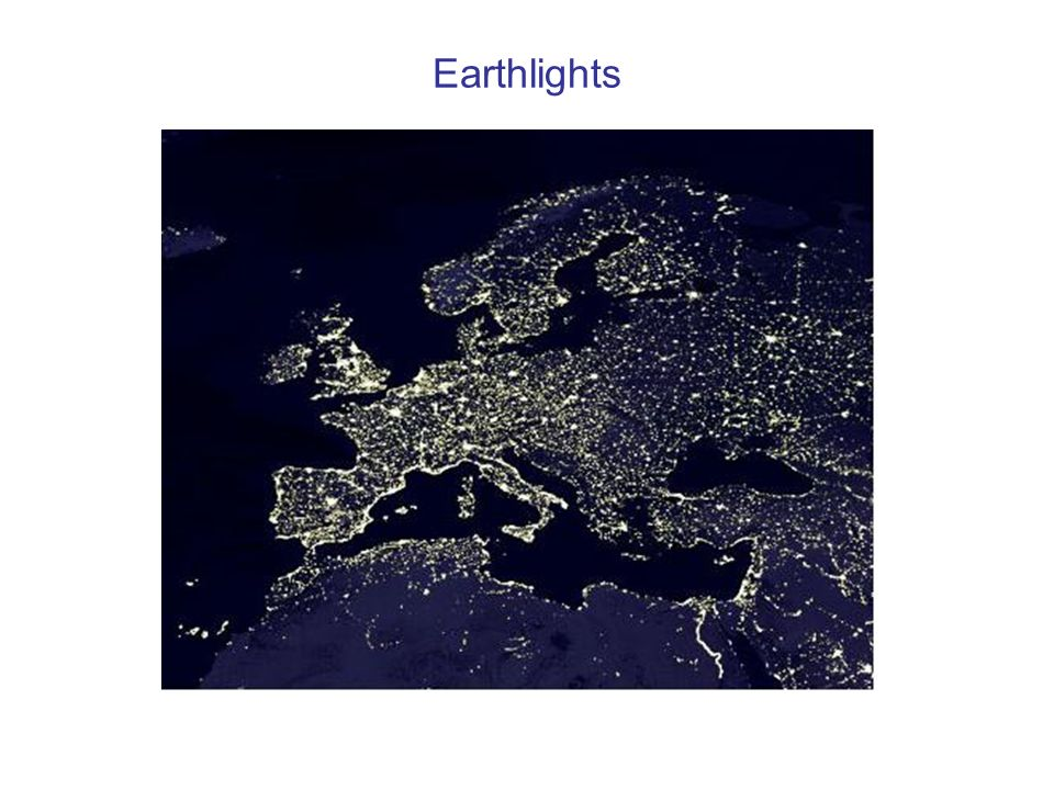 Earthlights