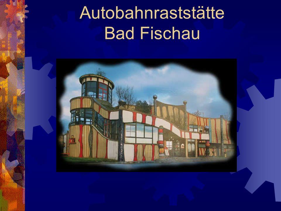 Autobahnraststätte Bad Fischau