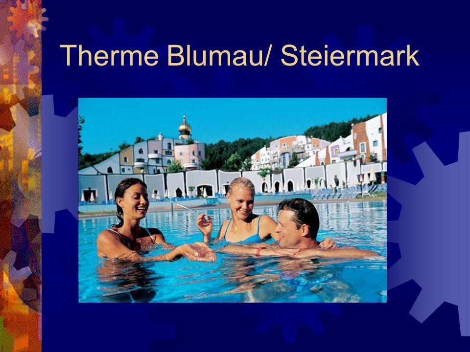 Therme Blumau/ Steiermark