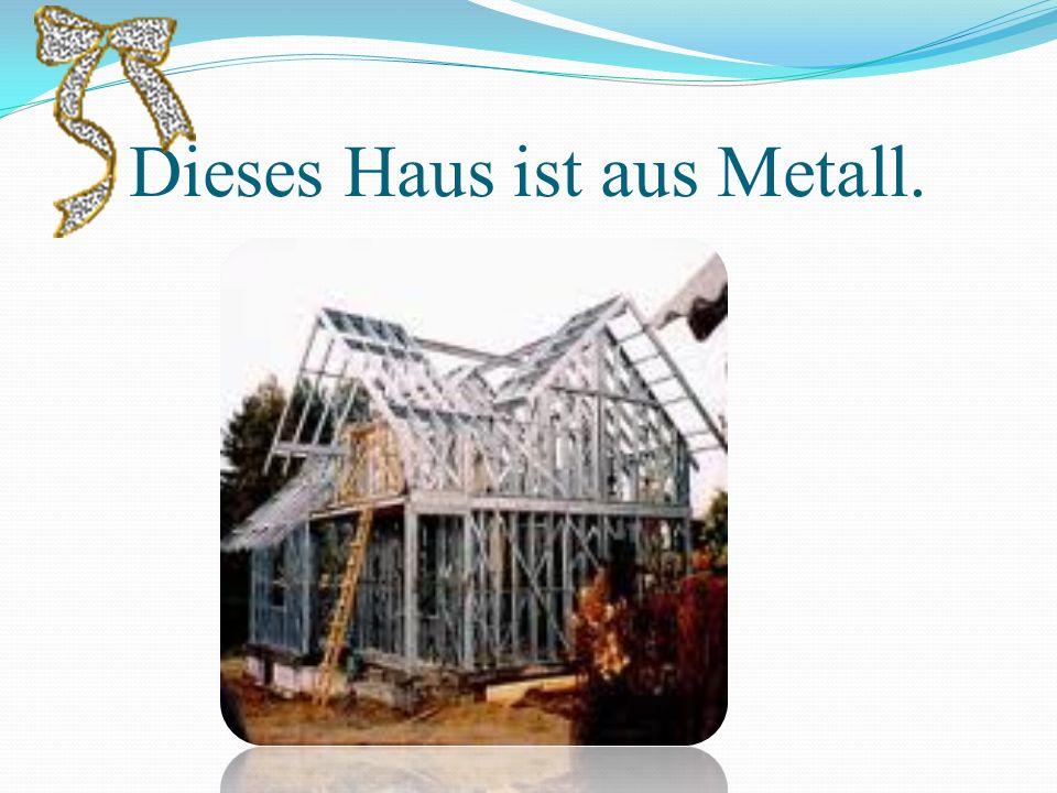 H user ppt herunterladen for Haus aus metall