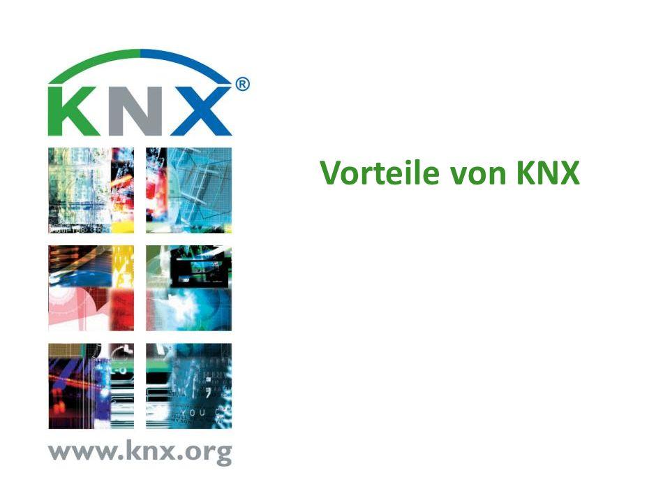 Vorteile von KNX