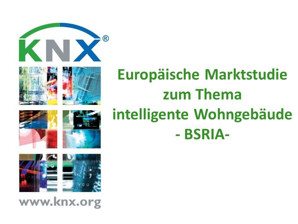 Europäische Marktstudie zum Thema intelligente Wohngebäude - BSRIA-