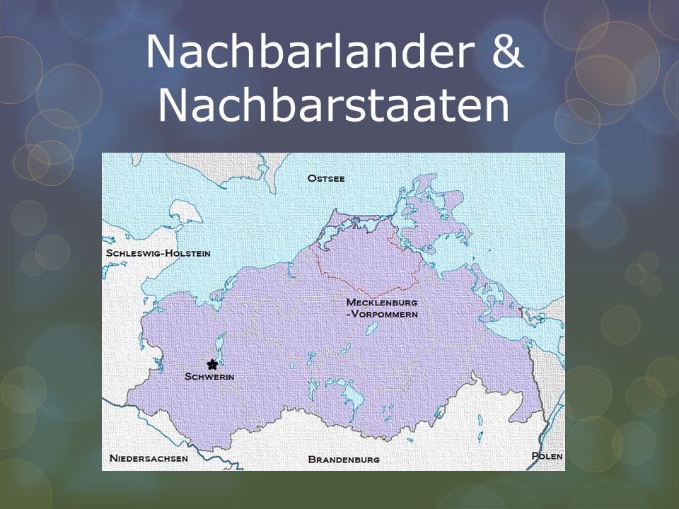 Nachbarlander & Nachbarstaaten