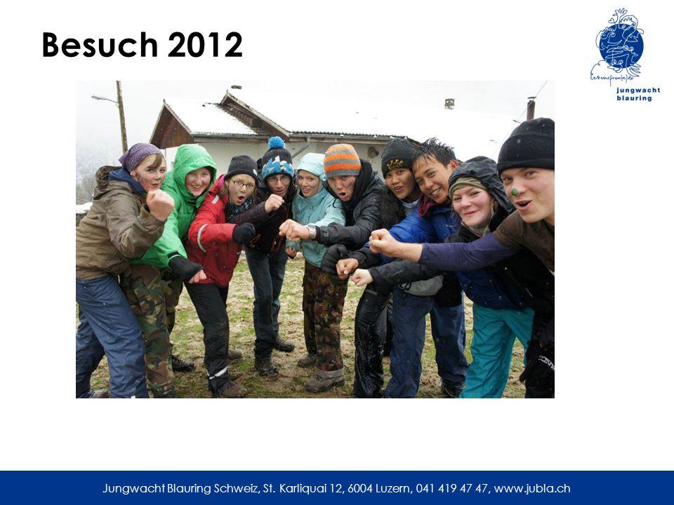 Besuch 2012