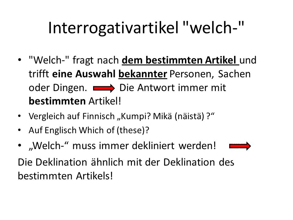 Interrogativartikel welch-