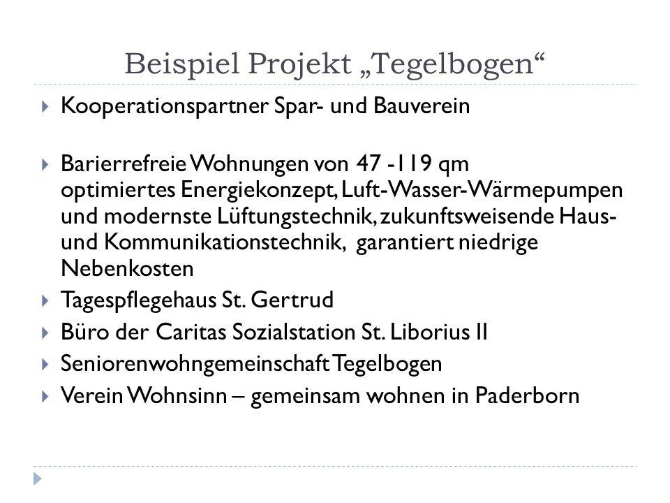 """Beispiel Projekt """"Tegelbogen"""
