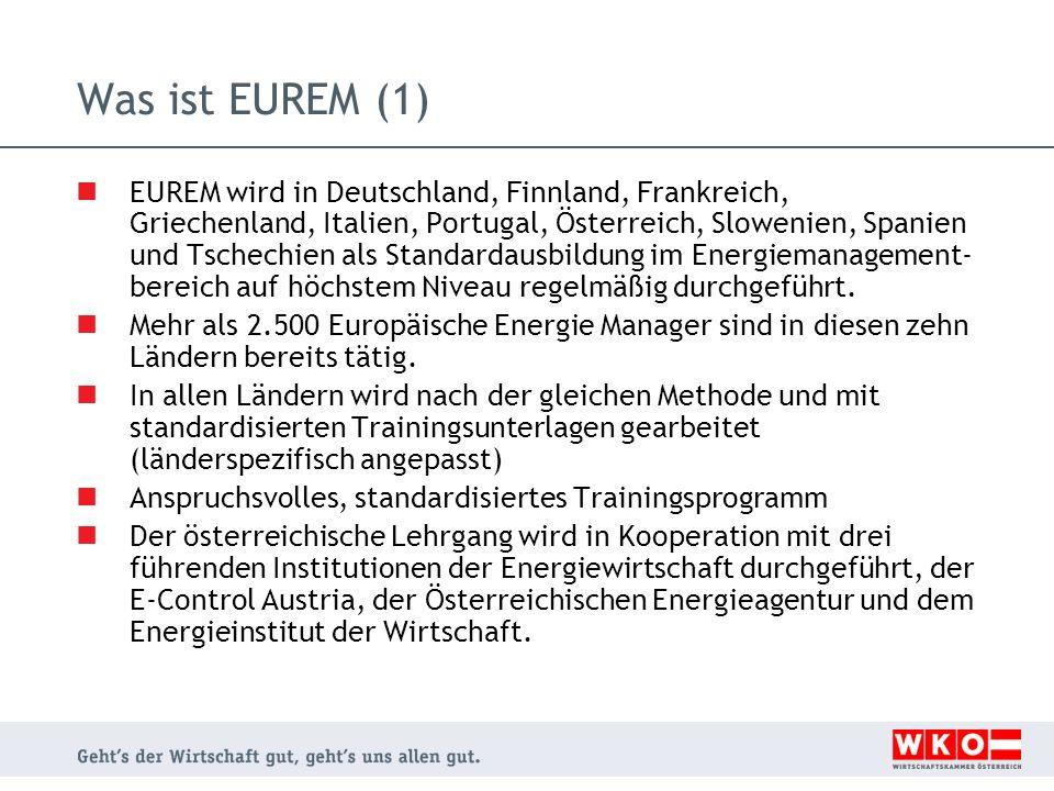 Was ist EUREM (1)