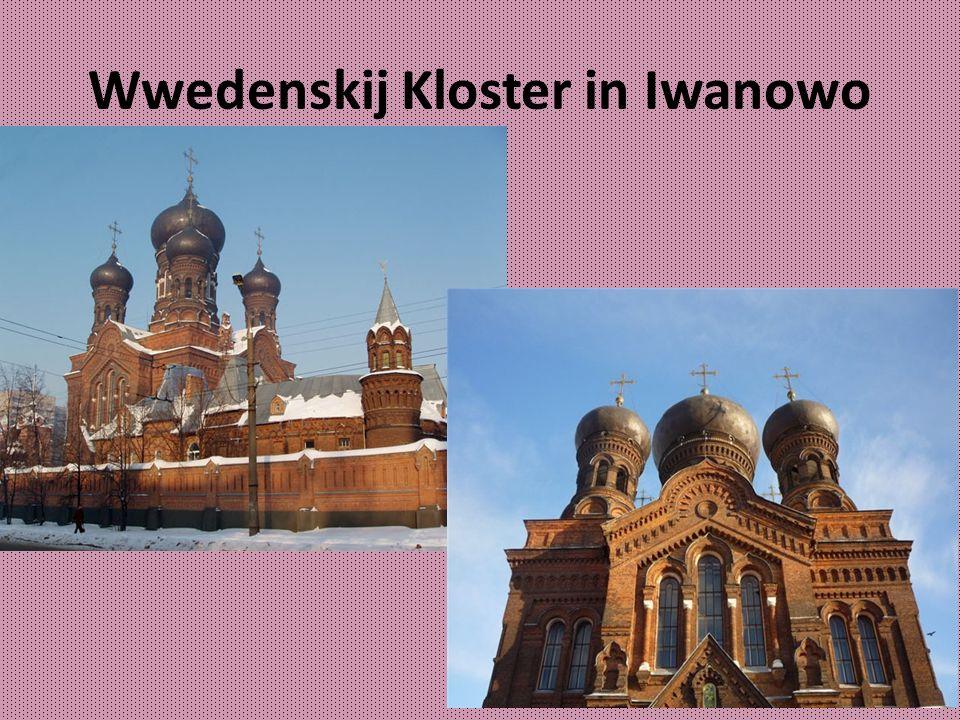 Wwedenskij Kloster in Iwanowo