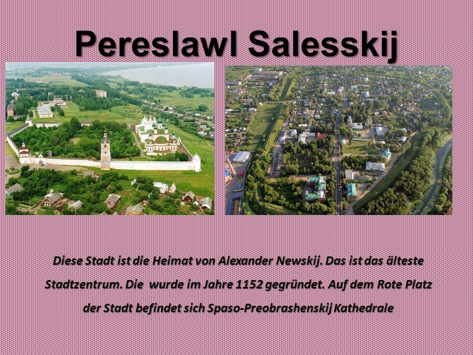 Pereslawl Salesskij