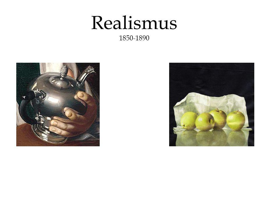 Realismus 1850-1890.