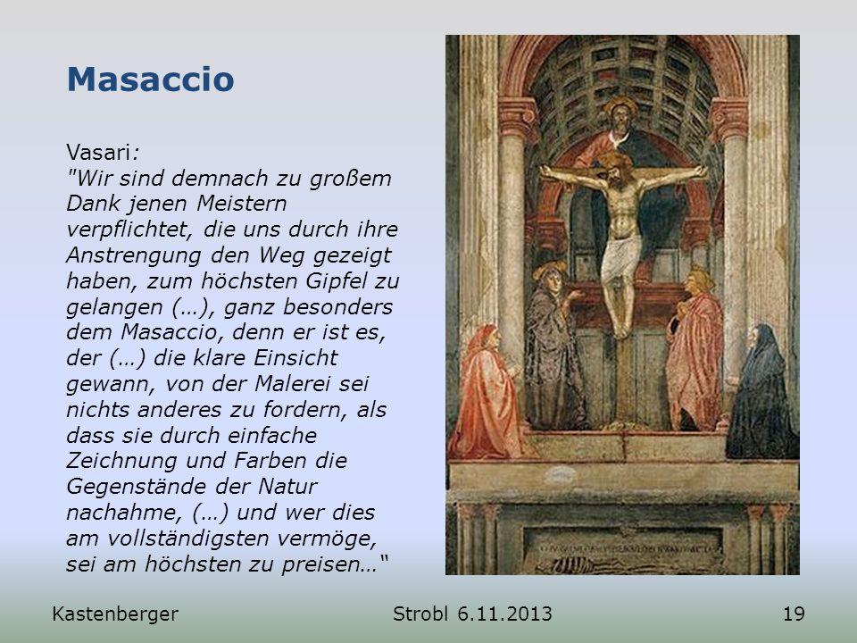 Masaccio Vasari: