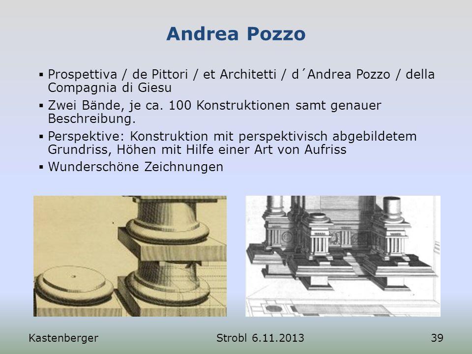 Andrea Pozzo Prospettiva / de Pittori / et Architetti / d´Andrea Pozzo / della Compagnia di Giesu.