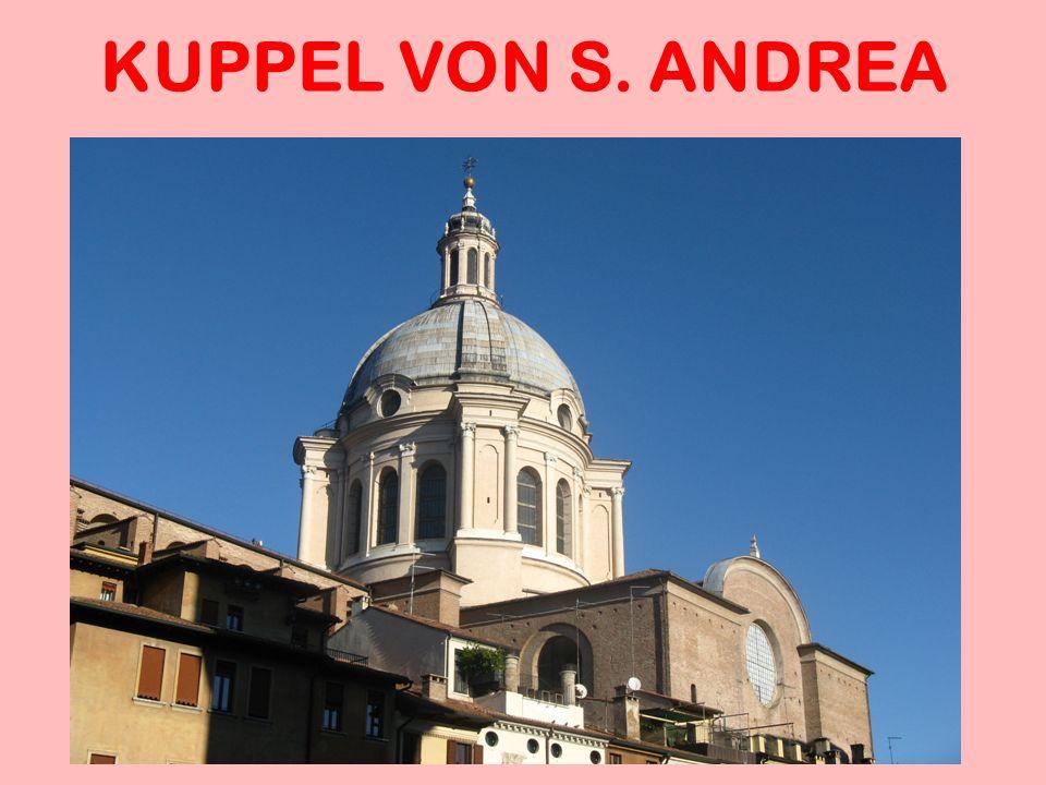 KUPPEL VON S. ANDREA