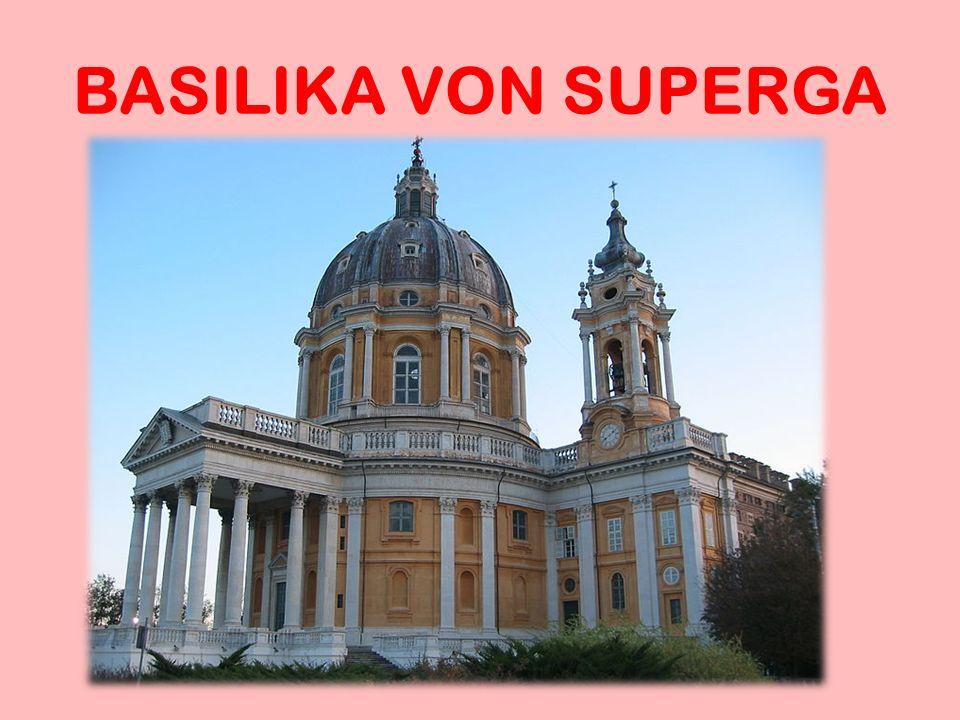 BASILIKA VON SUPERGA