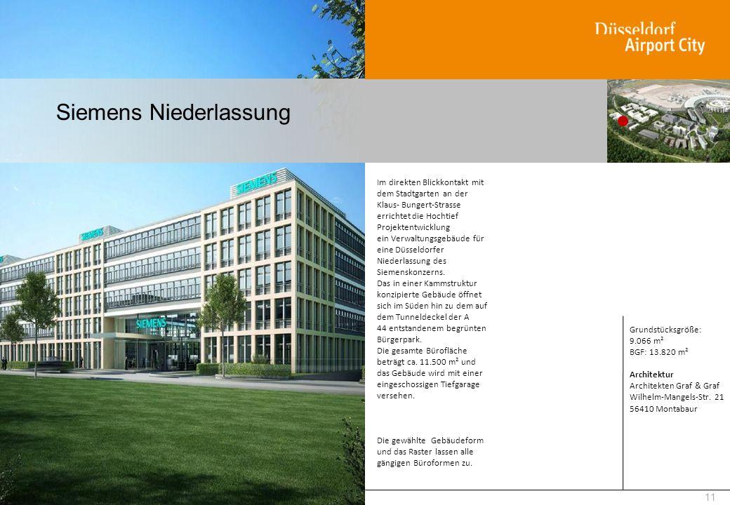 Siemens Niederlassung