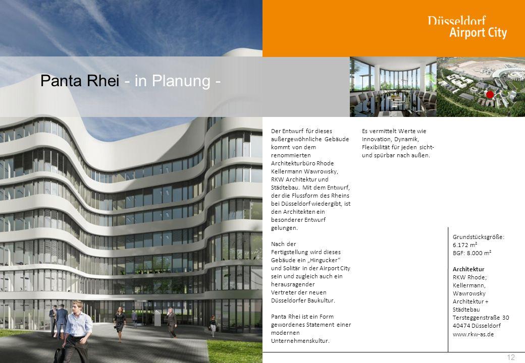 Panta Rhei - in Planung -