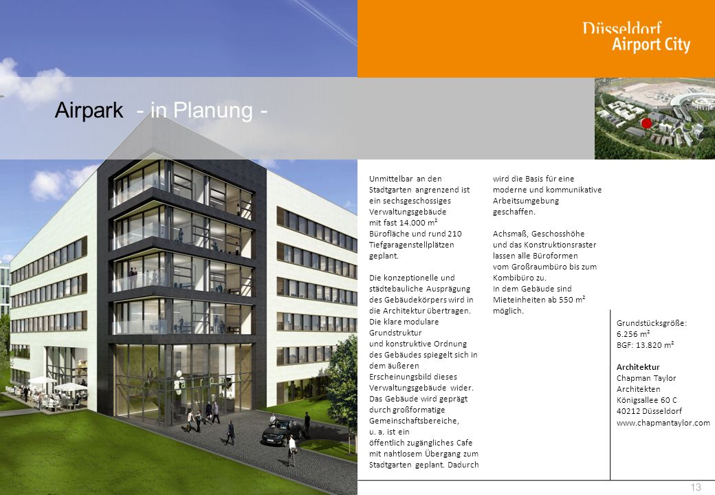 Airpark - in Planung -