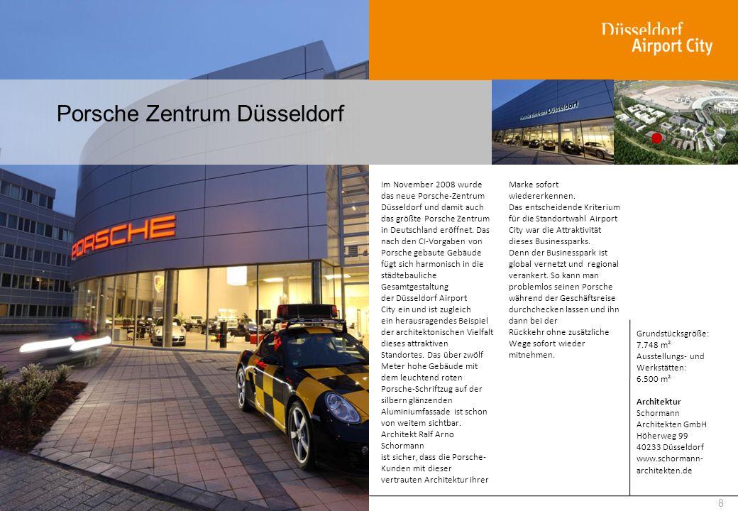 Porsche Zentrum Düsseldorf