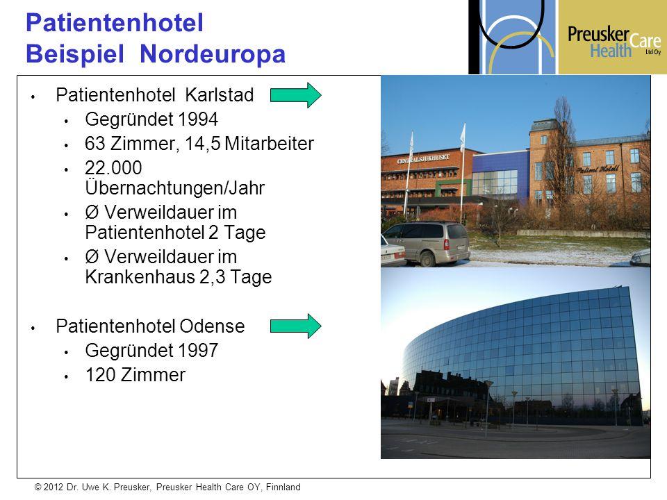 Patientenhotel Beispiel Nordeuropa
