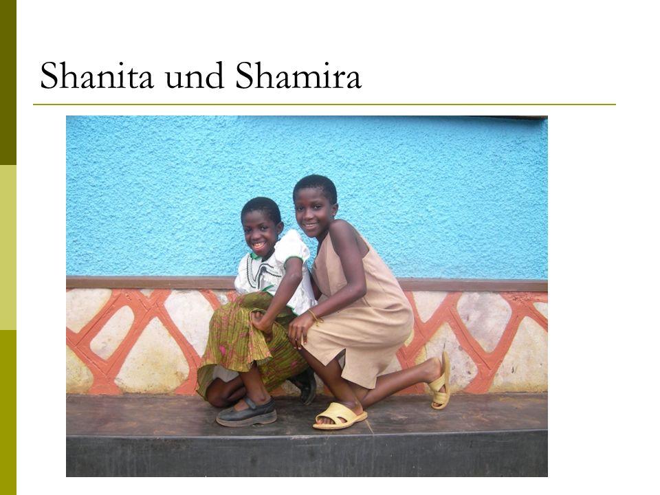 Shanita und Shamira
